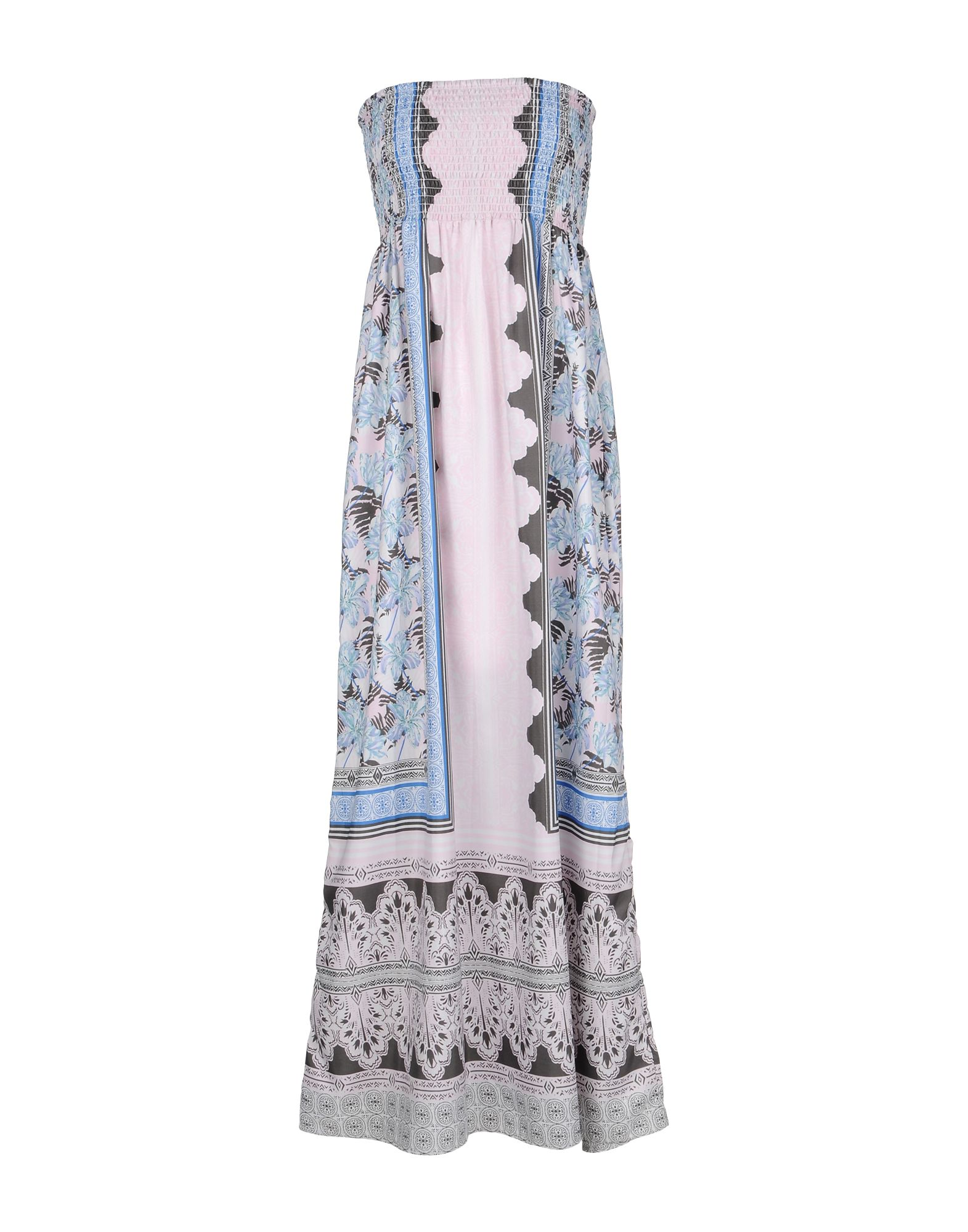 SILVIAN HEACH Длинное платье платье длинное с рисунком пейсли