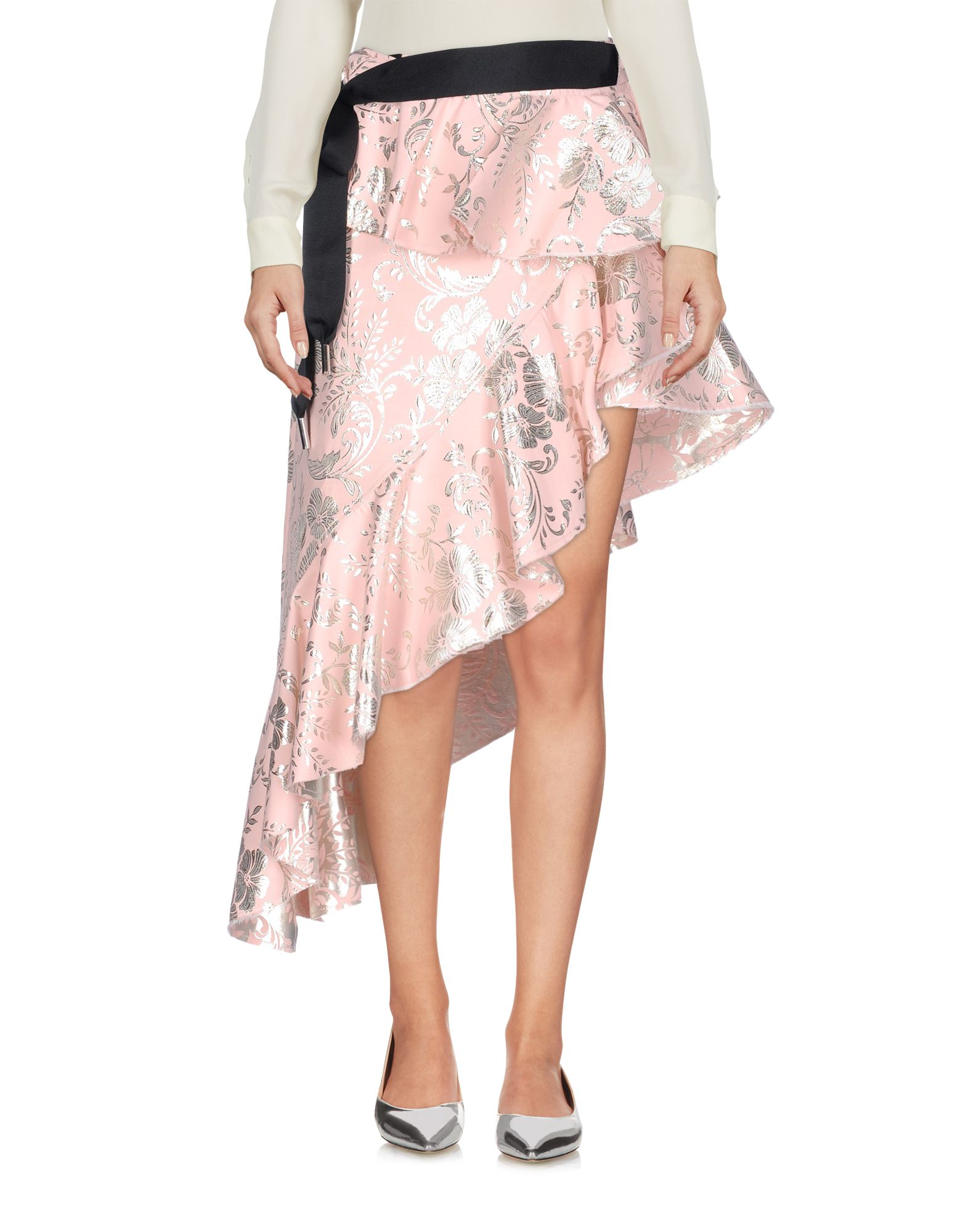 Фото - MARQUES' ALMEIDA Мини-юбка marques almeida джинсовая юбка