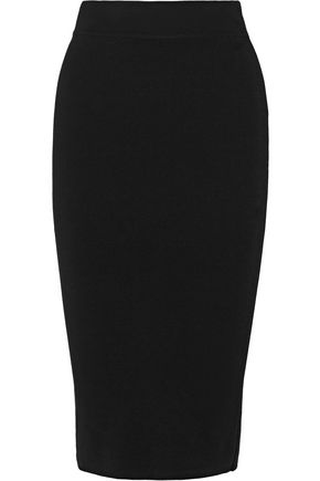 MICHAEL KORS COLLECTION Stretch-knit pencil skirt