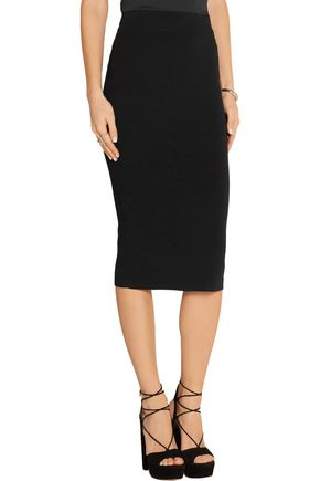 111c6aafff Stretch-knit pencil skirt | MICHAEL KORS COLLECTION | Sale up to 70 ...