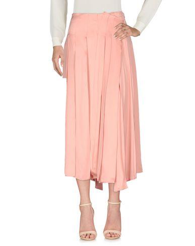 Купить Юбку длиной 3/4 розового цвета