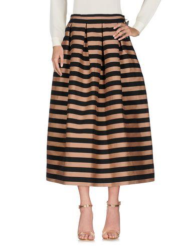 Купить Длинная юбка светло-коричневого цвета