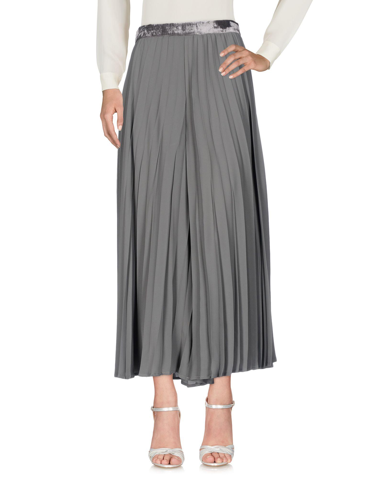 SUOLI Длинная юбка юбка брюки плиссе