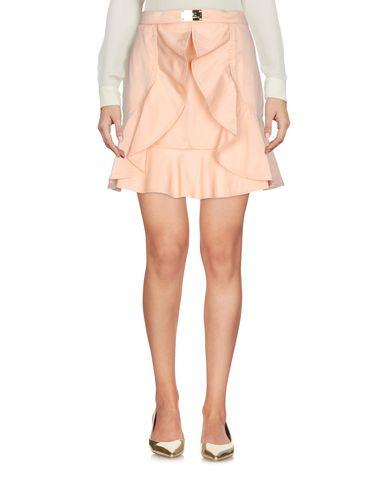 Фото - Мини-юбка цвет абрикосовый