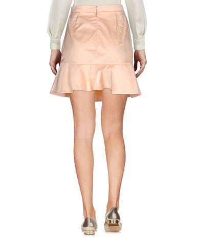 Фото 2 - Мини-юбка цвет абрикосовый