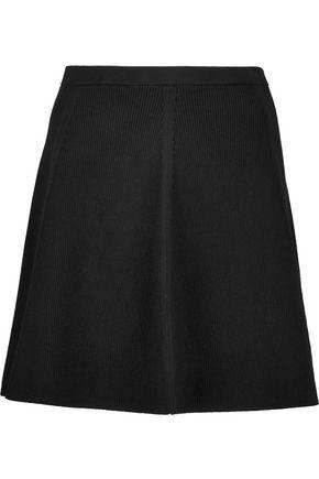 THEORY Arryn stretch-knit mini skirt