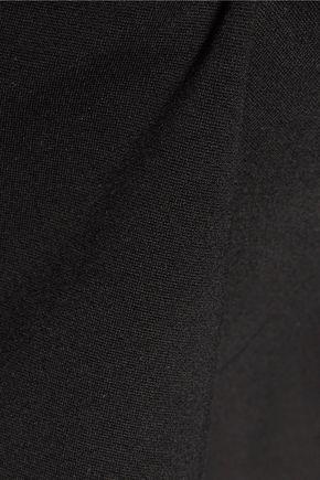 W118 by WALTER BAKER Jack cutout stretch-jersey mini skirt