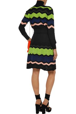 M MISSONI Crochet-knit skirt