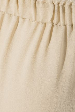 THE ROW Bolida silk-georgette maxi skirt