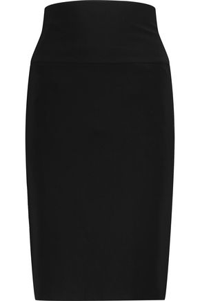 NORMA KAMALI Stretch-knit skirt