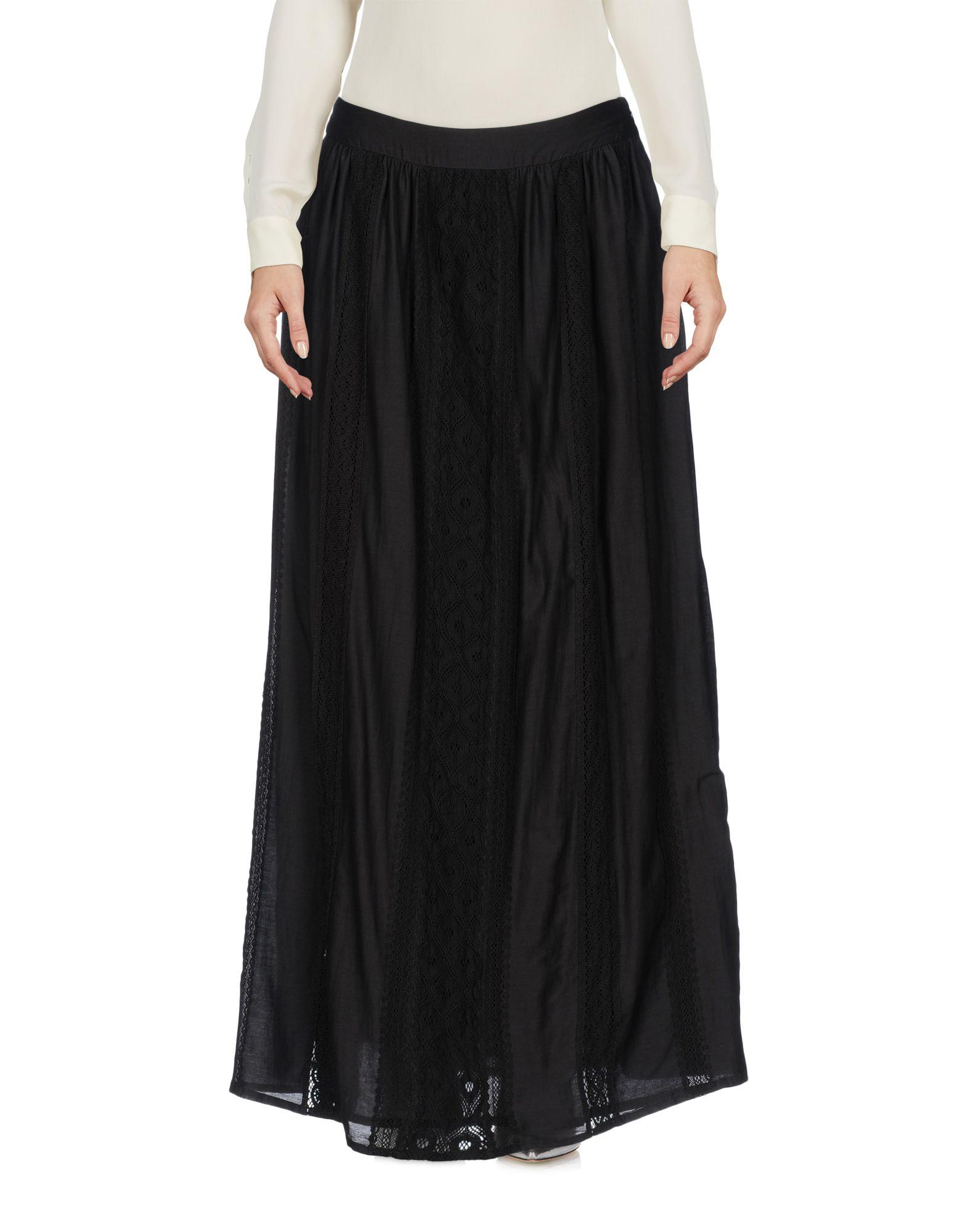 SOHO DE LUXE Длинная юбка soho de luxe легкое пальто