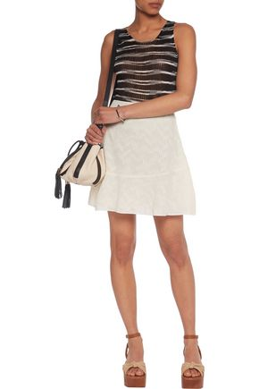 M MISSONI Cotton-blend skirt