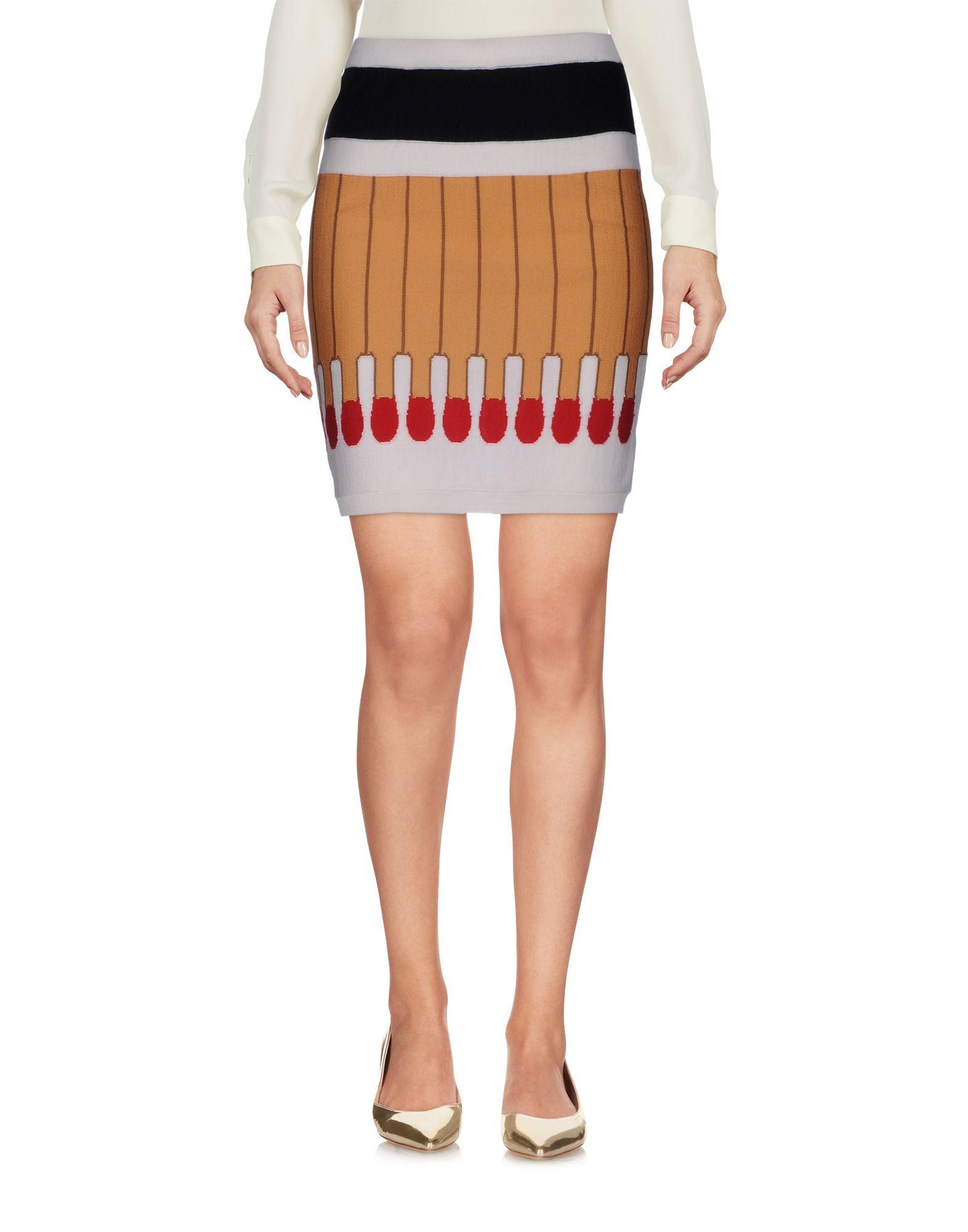 MOSCHINO COUTURE Юбка до колена moschino couture юбка до колена