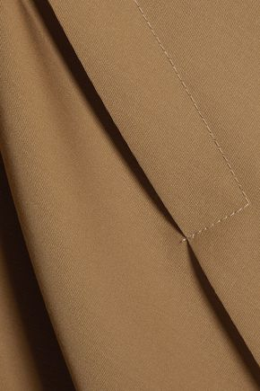 ROCHAS Wool-crepe skirt