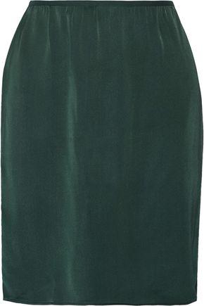 TOTÊME Les Arcs crepe de chine skirt