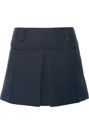 TOTÊME Grenoble stretch cotton-blend mini skirt