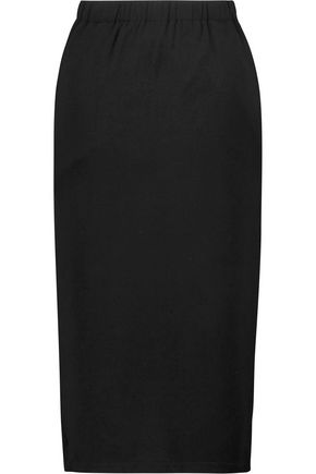 MAJESTIC FILATURES French Touch stretch-jersey midi skirt