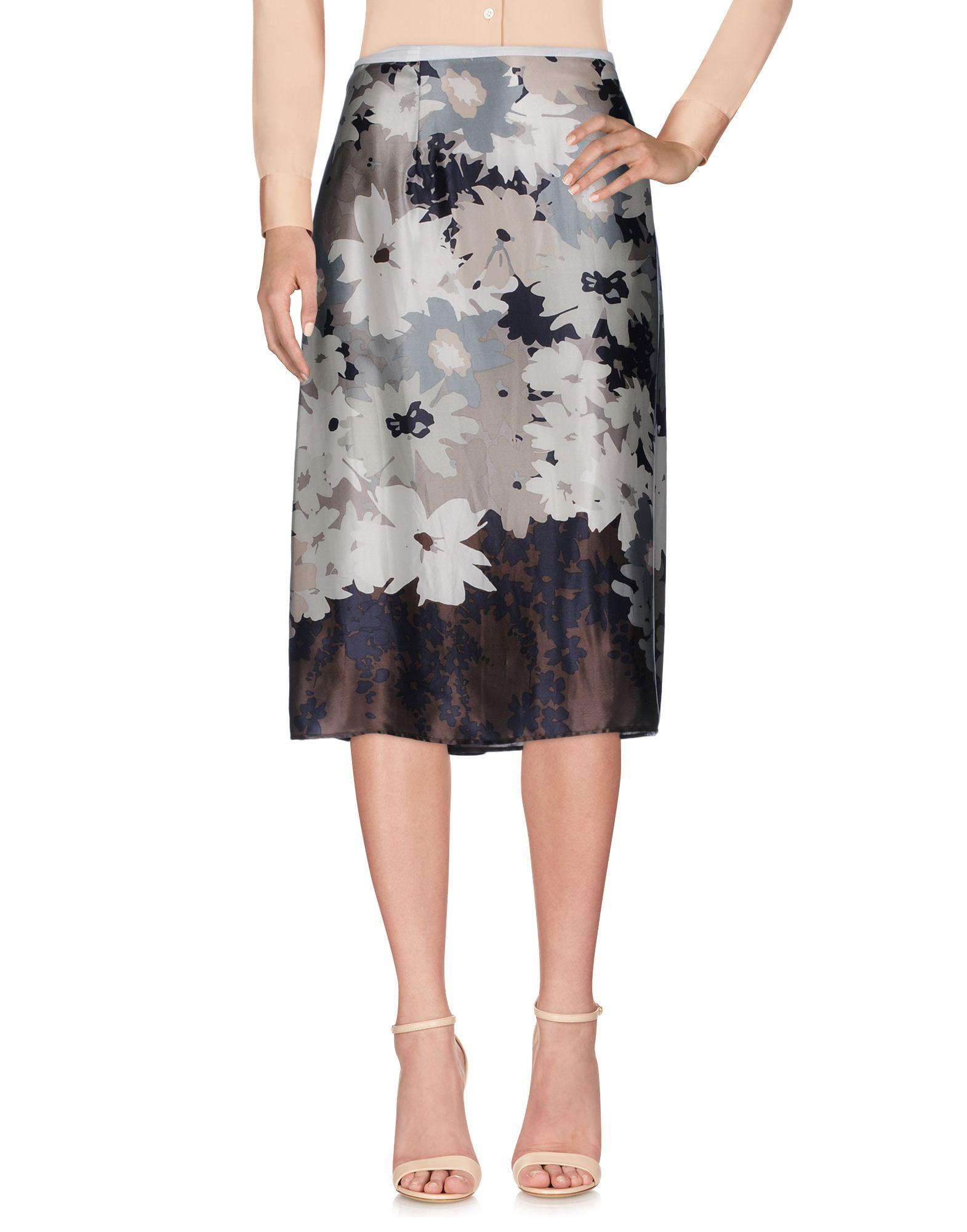 DEVERNOIS Юбка длиной 3/4 moschino couture юбка длиной 3 4
