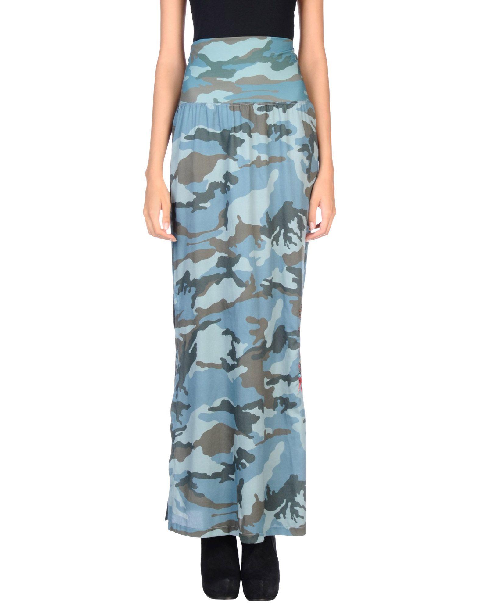 GRAZIA'LLIANI SOON Длинная юбка цена 2017