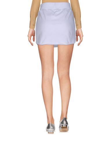 Фото 2 - Мини-юбка от ODI ET AMO белого цвета
