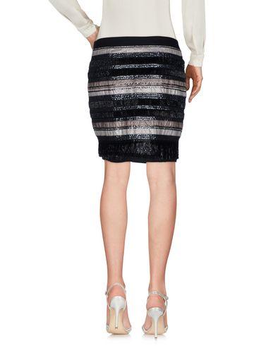 Фото 2 - Мини-юбка от TWINSET черного цвета