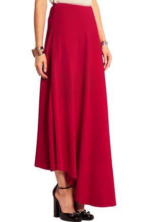 MARNI Asymmetric stretch-cady skirt