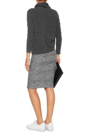 ALICE + OLIVIA Sheryl wool skirt