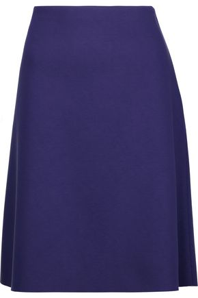MARNI Stretch-neoprene skirt