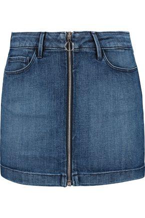 3x1 Denim mini skirt