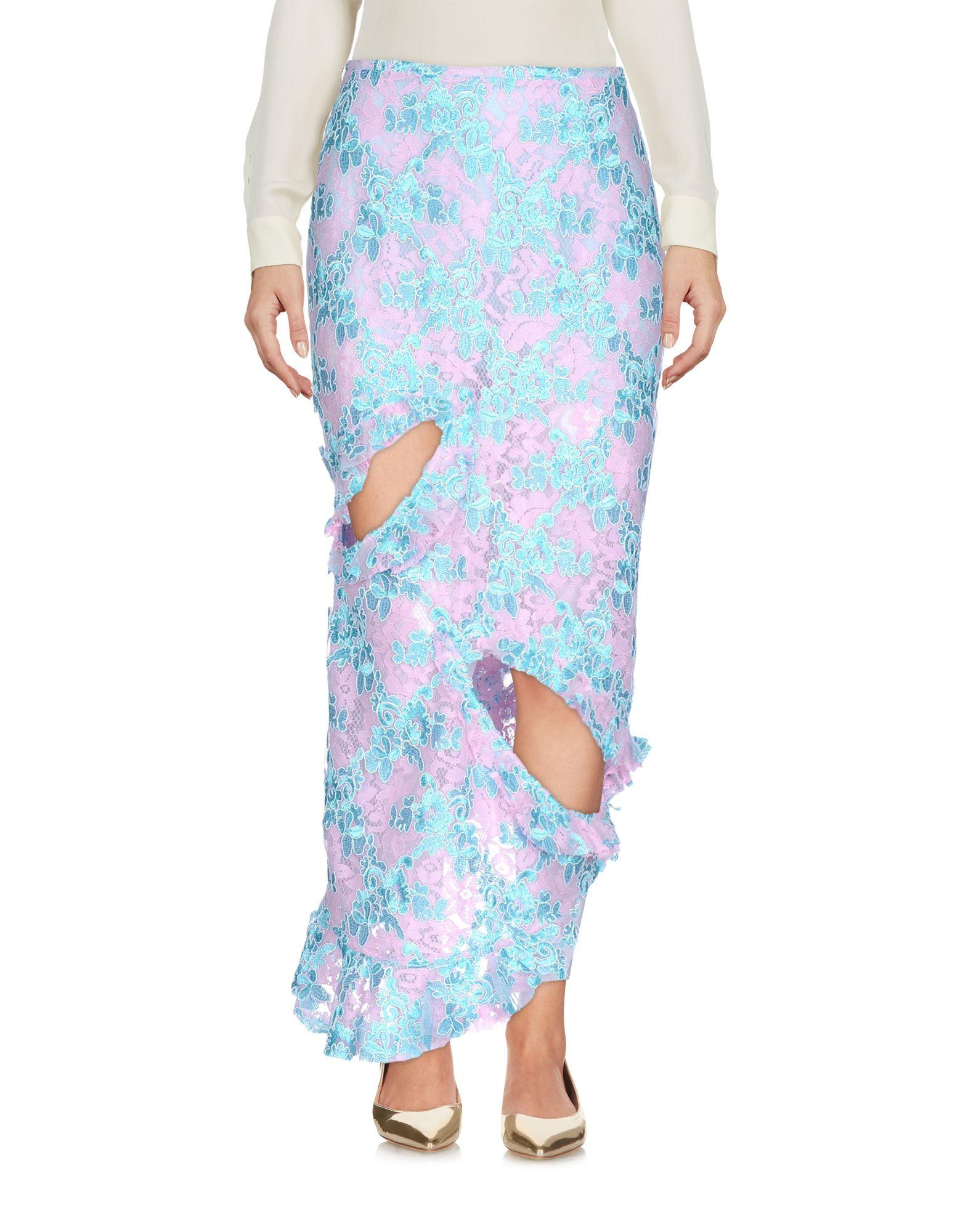 цена на MARQUES' ALMEIDA Длинная юбка