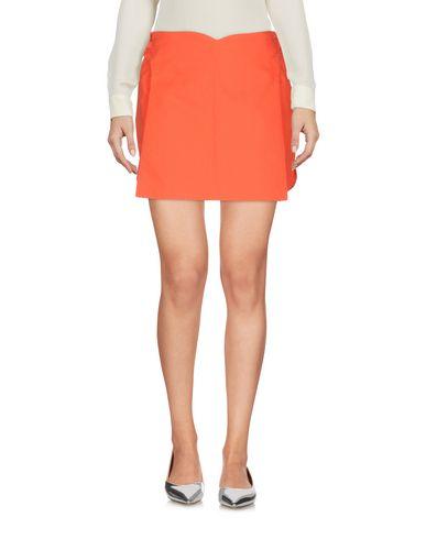 Купить Мини-юбка красного цвета