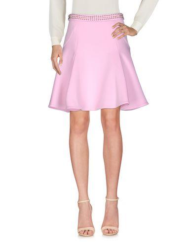 Купить Юбку до колена розового цвета
