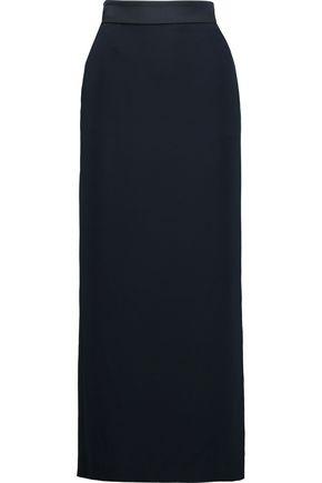 DKNY Crepe maxi skirt
