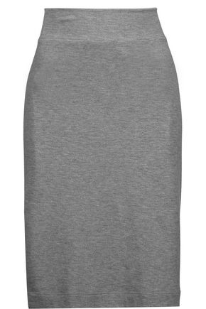 ENZA COSTA Stretch-jersey pencil skirt