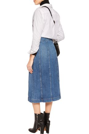 FRAME DENIM Midi