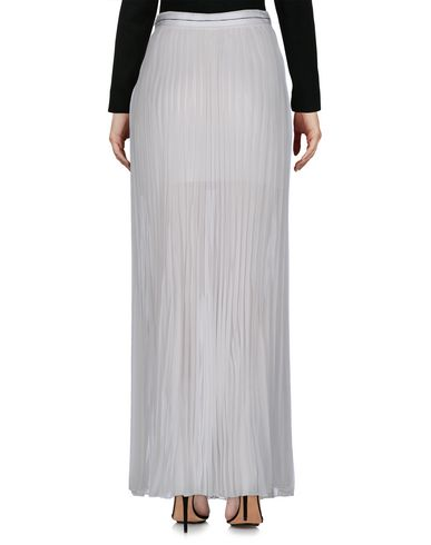 AVIÙ Damen Maxirock Weiß Größe 34 100% Polyester
