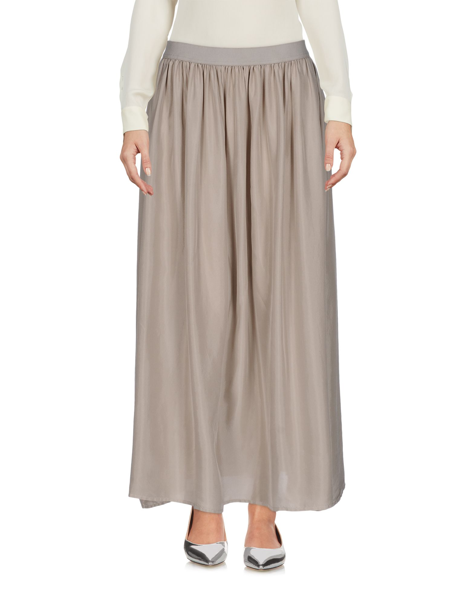 ROSSOPURO Длинная юбка rubies длинная гавайская юбка