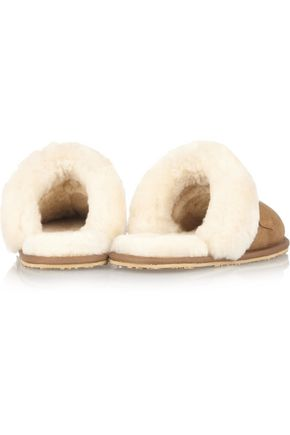 AUSTRALIA LUXE COLLECTIVE Shearling slippers
