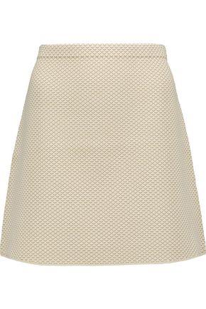 THEORY Teslia J. jacquard mini skirt