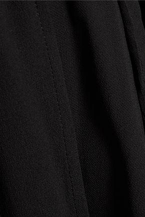 ISABEL MARANT ÉTOILE Akili georgette wrap mini skirt