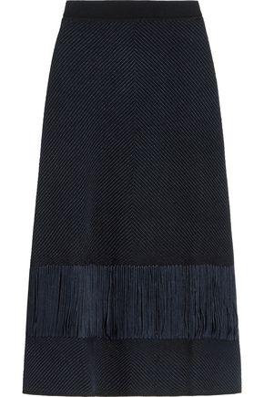 ROKSANDA Sybella knitted maxi skirt