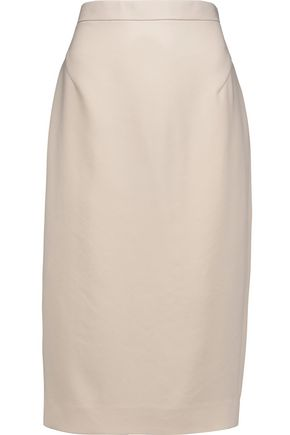 RAOUL Cady pencil skirt