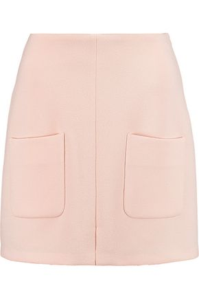 SEE BY CHLOÉ Crepe mini skirt