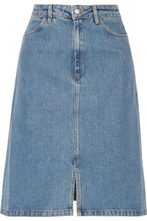 M.I.H JEANS Parra denim skirt