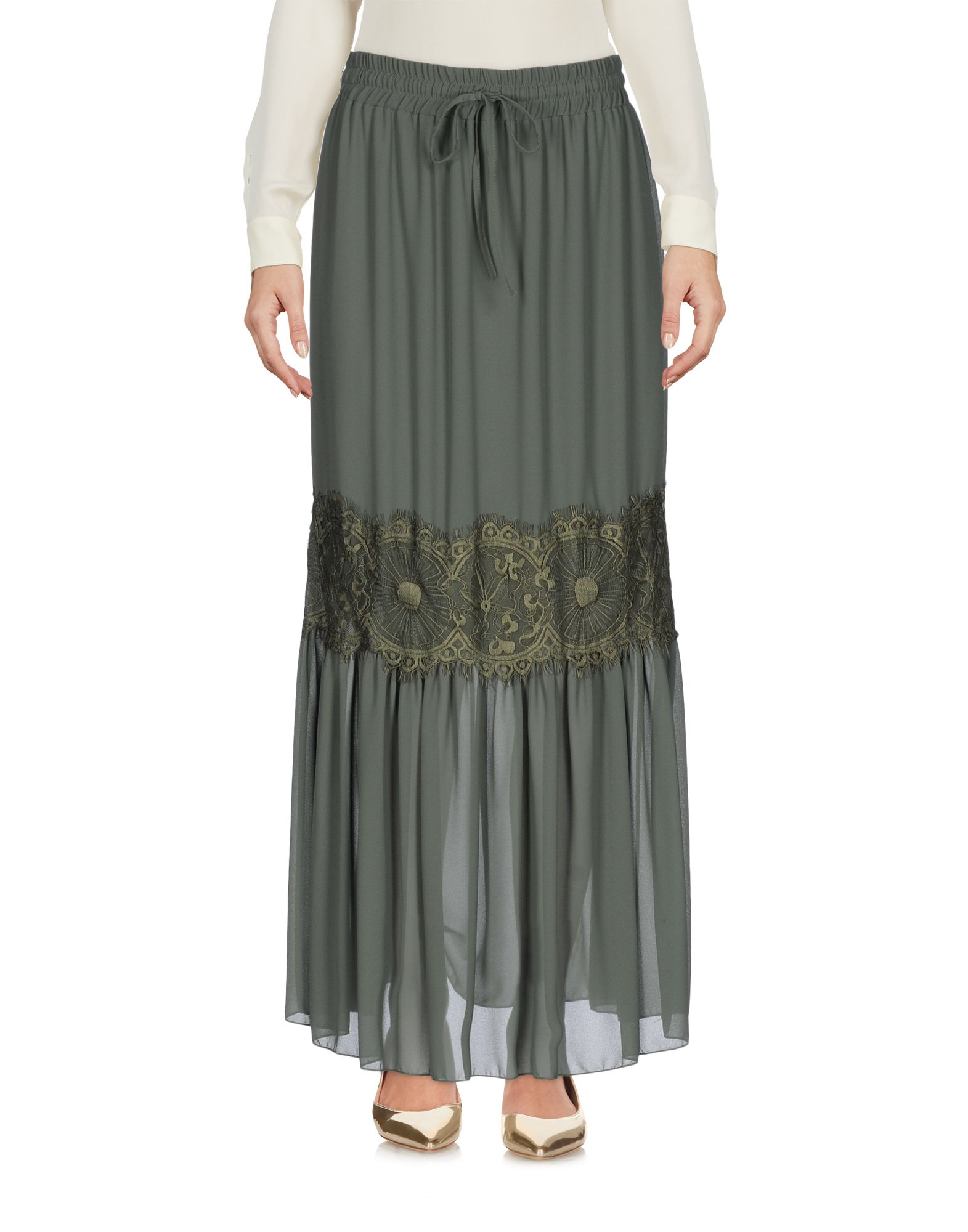 PAOLO CASALINI Длинная юбка paolo casalini длинная юбка