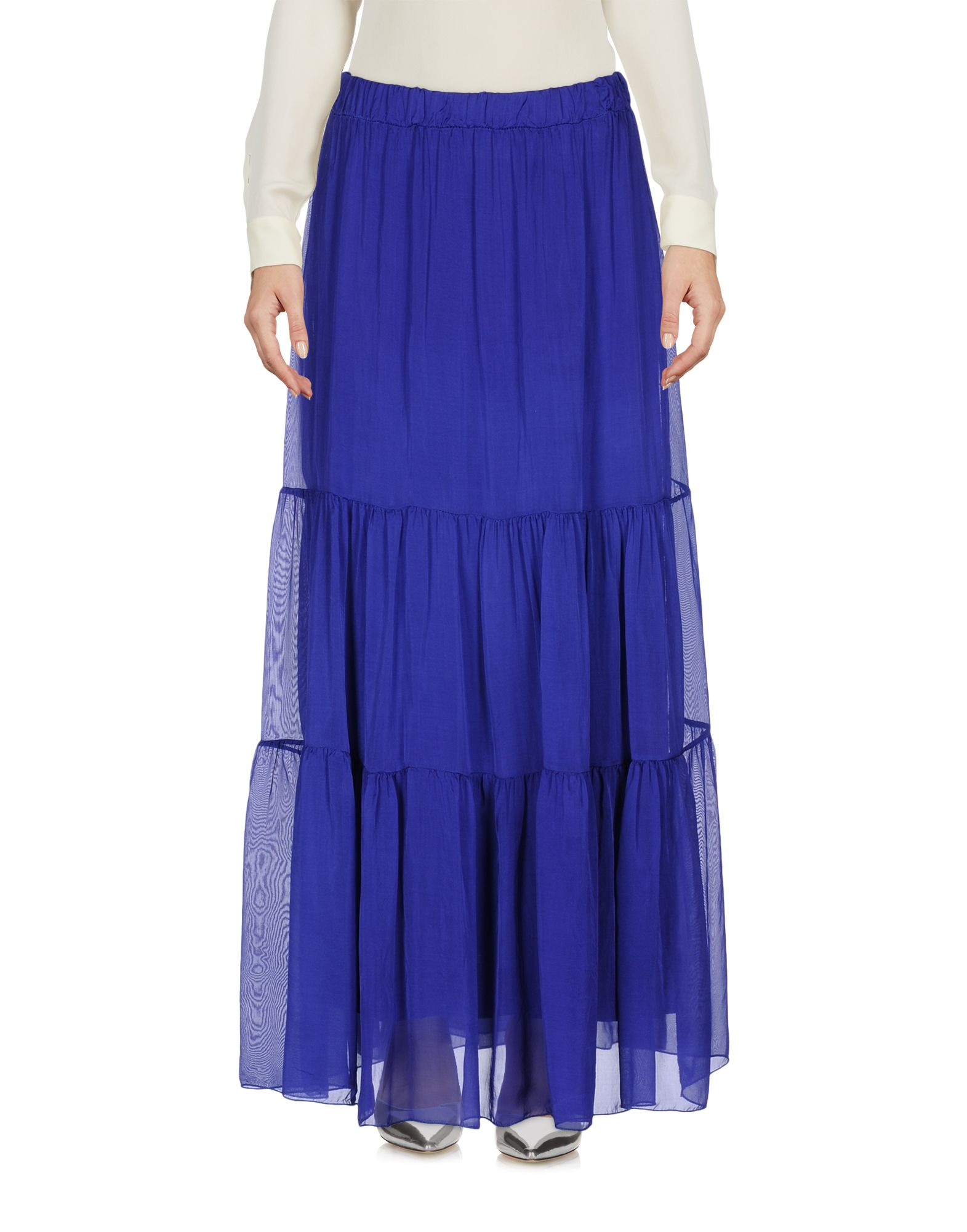 PAOLO CASALINI Длинная юбка цена 2017