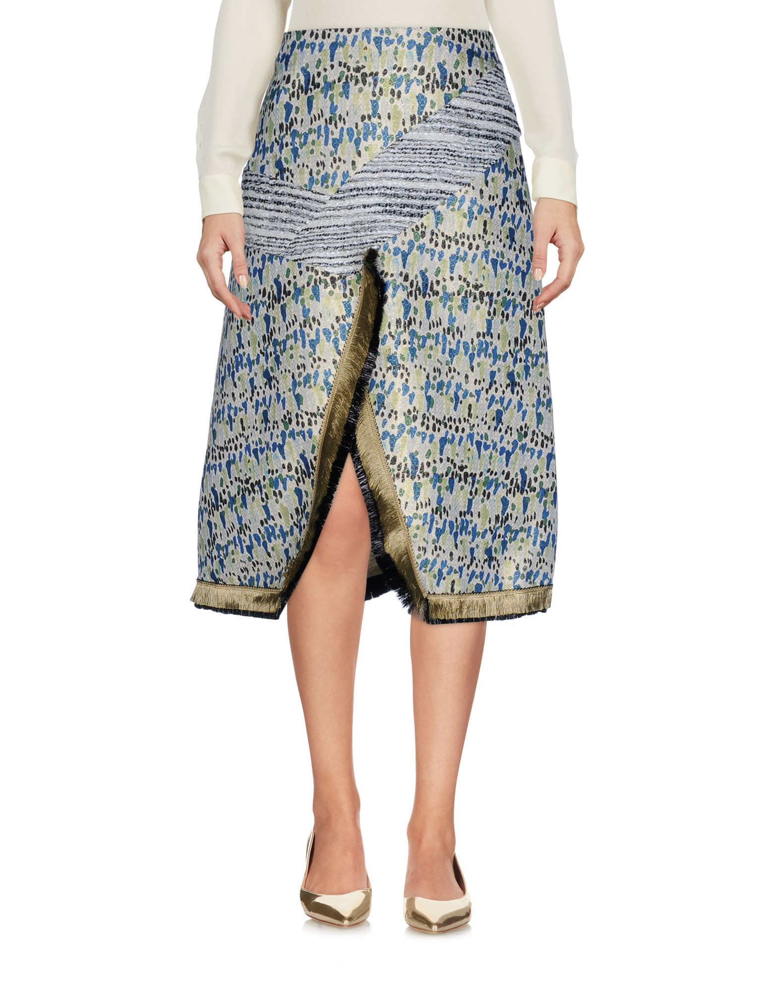 RARY Юбка длиной 3/4 rary юбка длиной 3 4