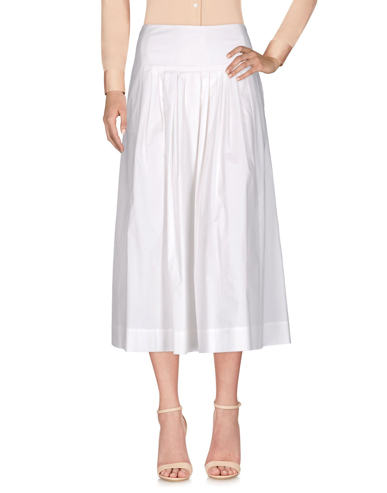 GARAGE NOUVEAU Юбка длиной 3/4 garage nouveau платье до колена