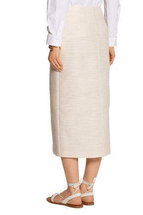 THE ROW Lakima cotton-blend skirt