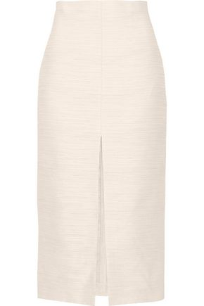THE ROW Lakima cotton-blend skirt